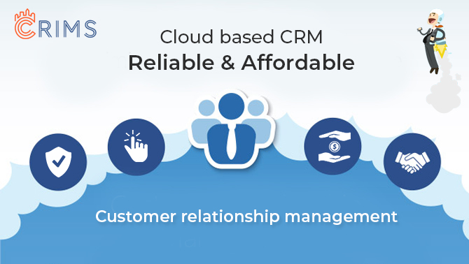 custom based cloud crm software
