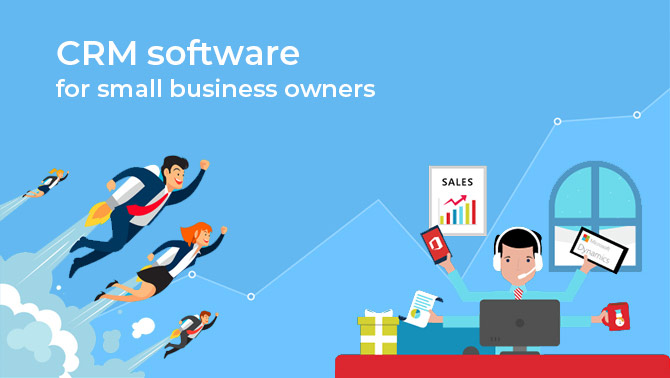 CRM software development in Delhi