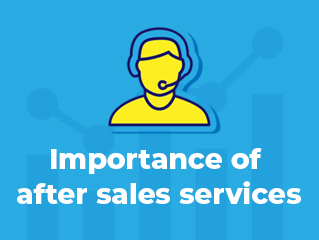 After Sales Service support software