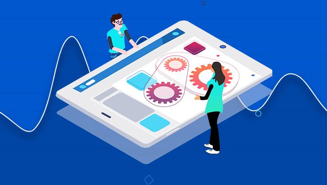 custom CRM software development company delhi India