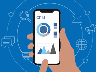 CRM software development company