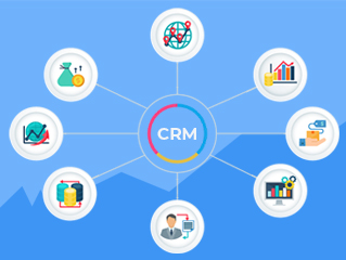 CRM Software Development Company in Delhi