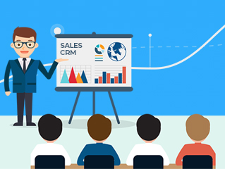 Sales CRM Software Solutions Company